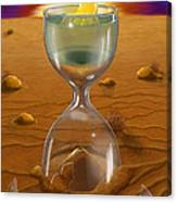 The Time Of Creation Canvas Print
