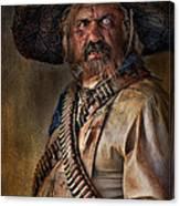 The Tombstone Bandito Canvas Print