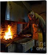 The Torresta Blacksmith Canvas Print