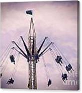 The Tower Swing Ride 1 Canvas Print