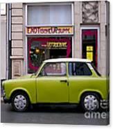 The Trabant Canvas Print