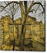 The Tree House 2 Canvas Print