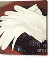 The Trip-the Gloves Canvas Print