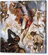 The Triumph Of Saint Hermenegild Canvas Print