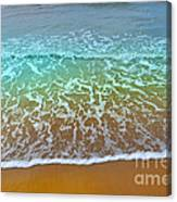 The True Beauty Of Water And Sun Canvas Print