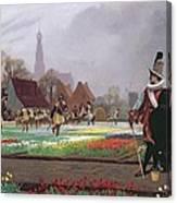 The Tulip Folly Canvas Print