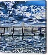 The Tuna Farm Canvas Print