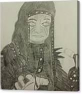 The Undertaker Canvas Print
