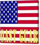 The United States Coast Guard Canvas Print