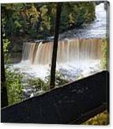 The Upper Falls Canvas Print