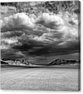 The Valley Of Shadows Canvas Print