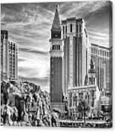 The Venetian Resort Hotel Casino Canvas Print