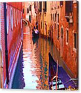 The Venetian Way Canvas Print