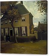 The Vicarage At Neunen Canvas Print