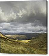 The View From Honister Canvas Print