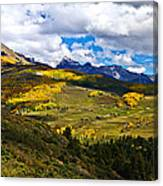 The View From Last Dollar Road Canvas Print