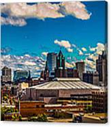 The View That Made Milwaukee Famous Canvas Print