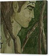The Vine King Canvas Print