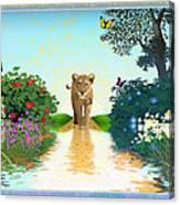 The Vital World Canvas Print