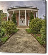The Ward Mansion - Conway - Arkansas Canvas Print