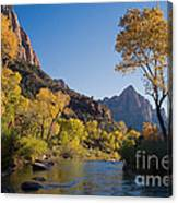 The Watchman Canvas Print