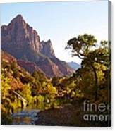 The Watchman Of Zion Canvas Print