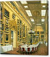 The Waterloo Gallery, Apsley House Canvas Print