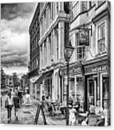 The Well House Tavern Canvas Print