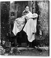The White Sister, Ronald Colman Canvas Print