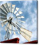 The Wind Wheel Canvas Print