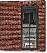 The Window  Canvas Print