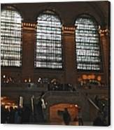 The Windows At Grand Central Terminal Canvas Print
