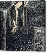 The Wood Elf Canvas Print