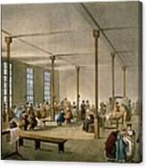 The Workhouse, St James, Parish, London Canvas Print