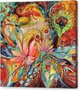 The Zodiac Signs Canvas Print