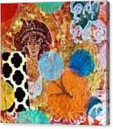 Theadora Canvas Print