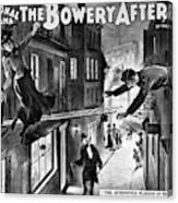 Theater Melodrama, C1899 Canvas Print