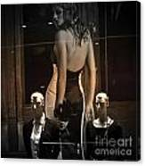 Theatre Manikins-0014 Canvas Print
