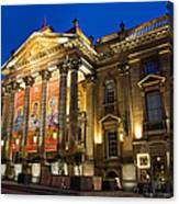 Theatre Royal Canvas Print