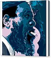 Thelonius Monk Canvas Print