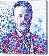 Theodore Roosevelt 2 Canvas Print