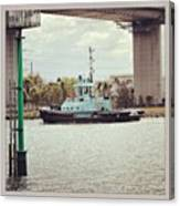 #theoubt #melbourne #williamstown Canvas Print