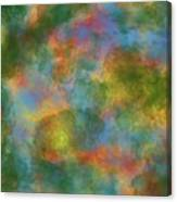 There Are All Types Of Clouds Canvas Print