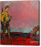 They Called It Passchendaele Canvas Print