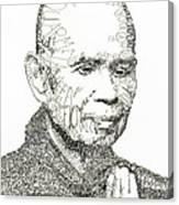 Thich Nhat Hanh Canvas Print