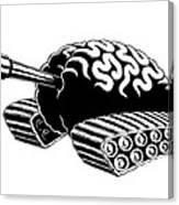 Think Tank Canvas Print