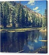 This Beautiful Solitude Canvas Print