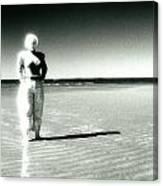This Empty Beach Canvas Print