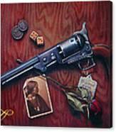 This Is Not A Gun Canvas Print