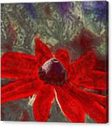 This Is Not Just Another Flower - Spr01 Canvas Print